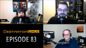 Destination Linux EP83 - Summertime Threadripping
