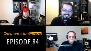 Destination Linux EP84 - Dude I Got A Dell