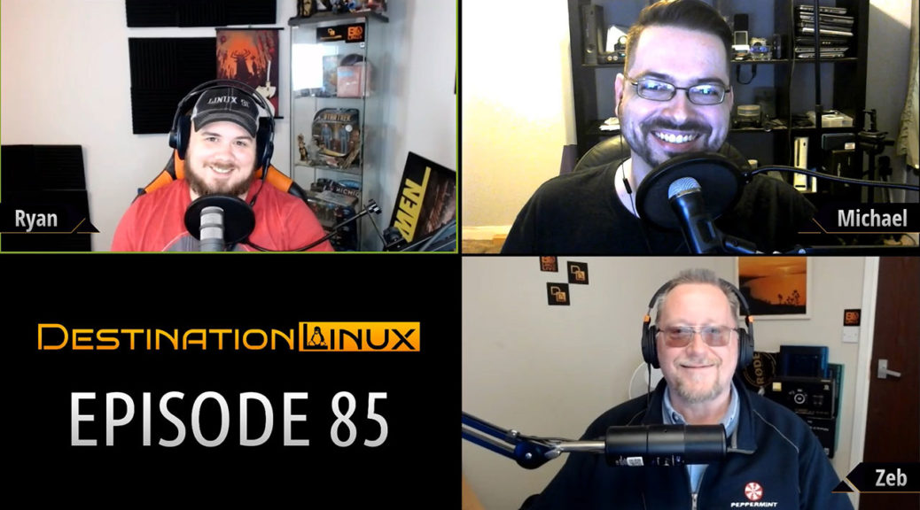 Destination Linux EP85 – Gaming with Proton, Nier'ly