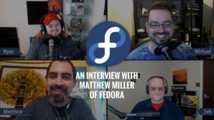 Destination Linux EP86 - Interview with Matthew Miller of Fedora
