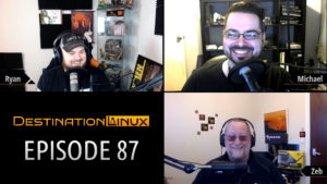 Destination Linux EP87 - Unpredictably Ephemeral