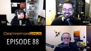 Destination Linux EP88 - Ask Us Almost Anything
