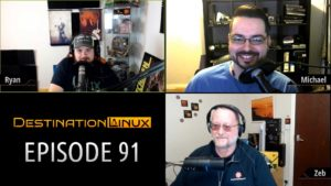 Destination Linux EP91 - CoC A Doodle Do