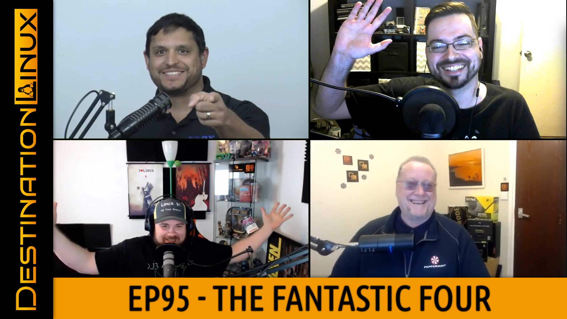 5.0: Ryan, Michael, Zeb & Noah