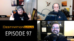 Destination Linux EP97 - In Sickness and In Health