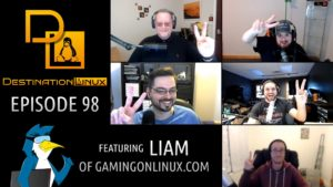 Destination Linux EP98 - Down With The Sickness