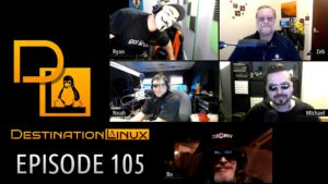 Destination Linux EP105 - Bo Knows Hacking