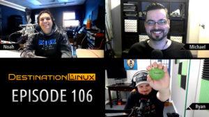 Destination Linux EP106 - Privacy Parrots