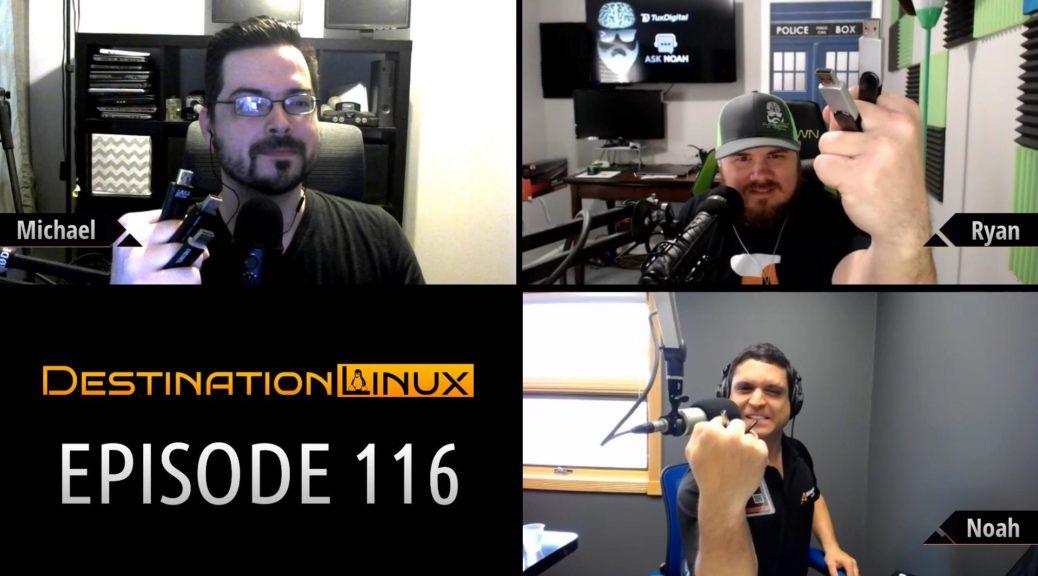 Destination Linux EP116 – Linux is Superior, Noah Fence