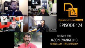 Destination Linux EP124 - Jason Evangelho of Forbes
