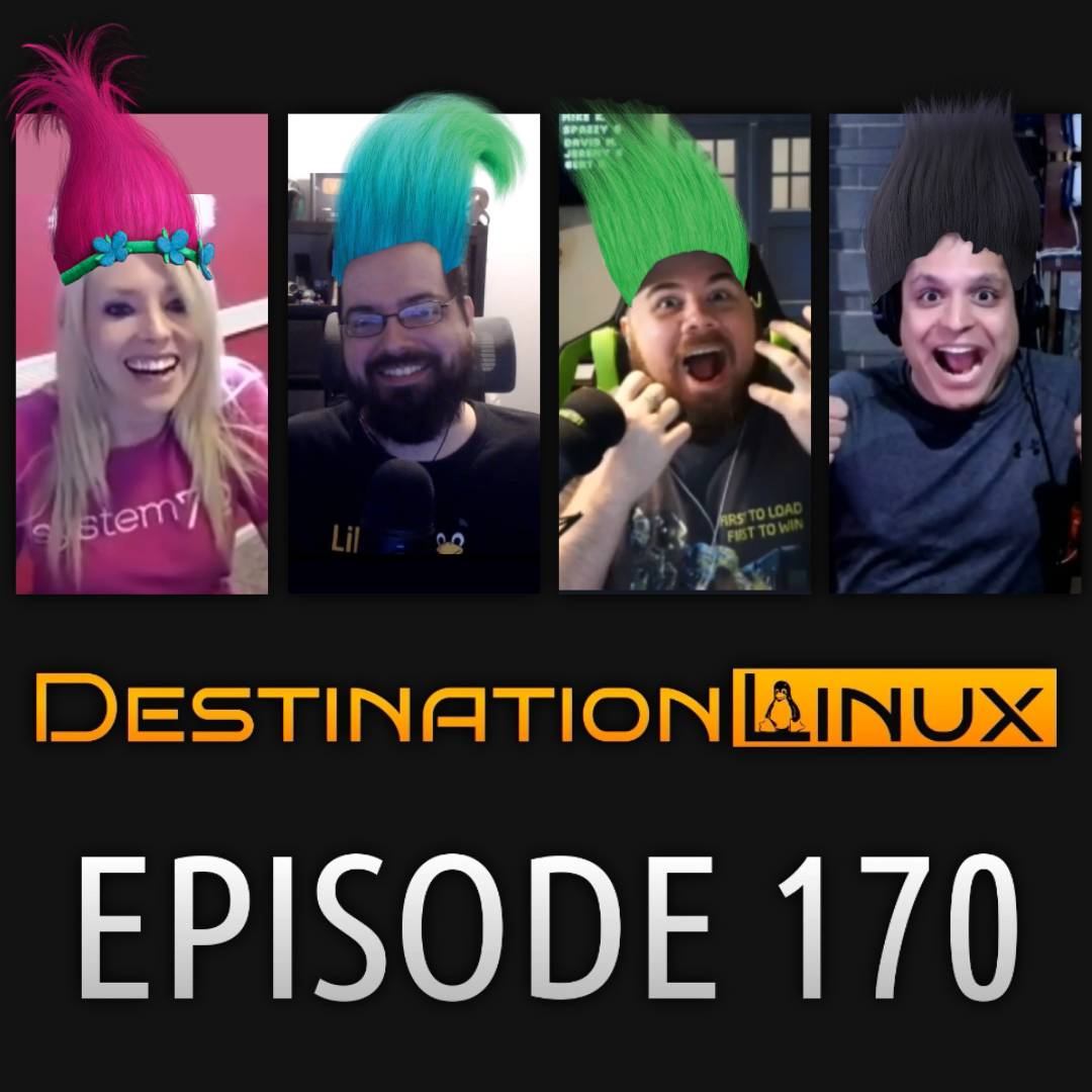 Destination Linux 170: Emma Marshall (System76), Linux Appliances to Open Source Your Home